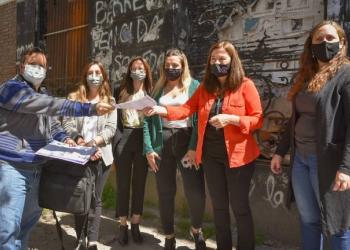 """Estela Díaz: """"Queremos una perspectiva de un nunca más en violencia de género"""""""