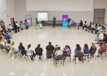 Jornada sobre trabajo asociativo para la salida de las violencias